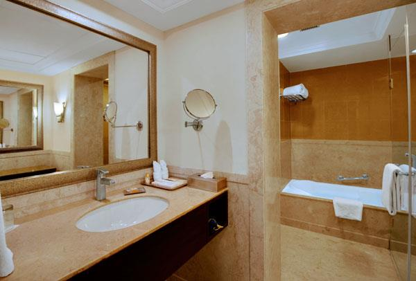 Executive Suite Washroom